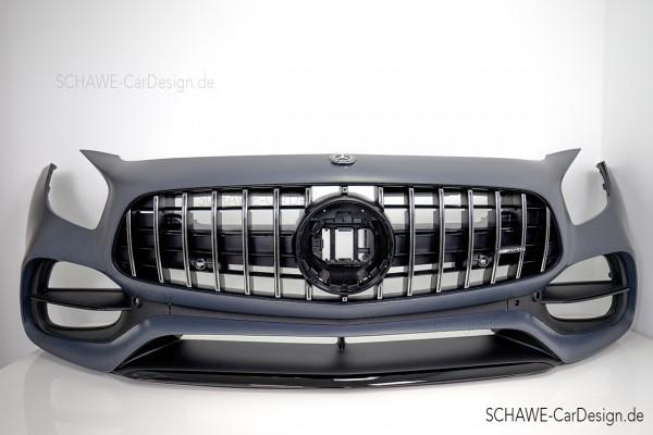 AMG GT Facelift Frontschürze Stoßstange   GT C190   Original Mercedes-Benz