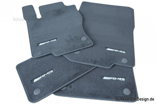 AMG Fußmatten schwarz | S-Klasse W222 | Original Mercedes-Benz