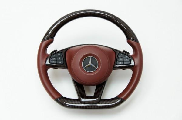 SCHAWE Performance Lenkrad | C-Klasse W205 | Spezialanfertigung