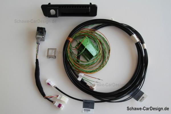 Nachrüstung Rückfahrkamera Code 218 | SL Facelift W231 | Original Mercedes-Benz