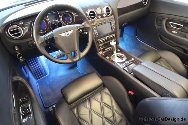 SCHAWE LED Ambientebeleuchtung | Bentley GT oder GTC | individuelles Design