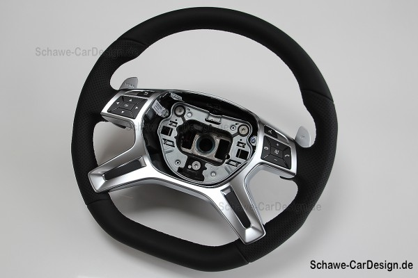 G63 AMG Performance Lenkrad Code VL9 | W463 G-Klasse | Original Mercedes-Benz