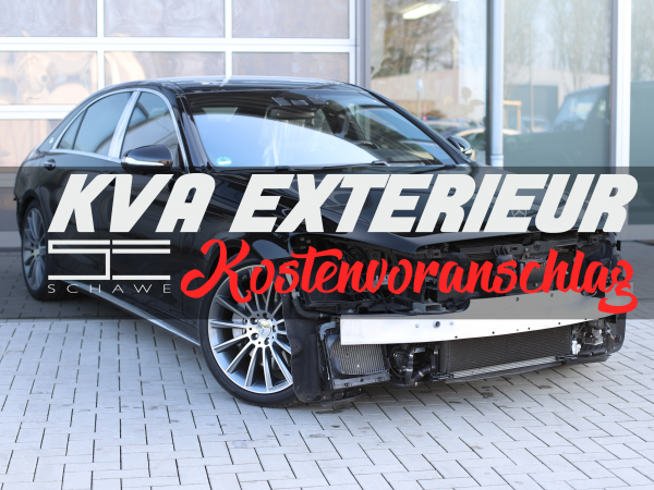 KVA Exterieur | SCHAWE Kostenvoranschlag