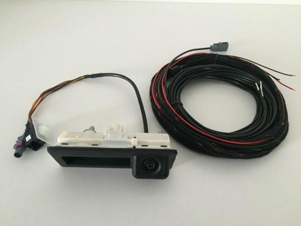 Nachrüstung Rückfahrkamera LOW | VW Touareg 7P | Original VW Kamera