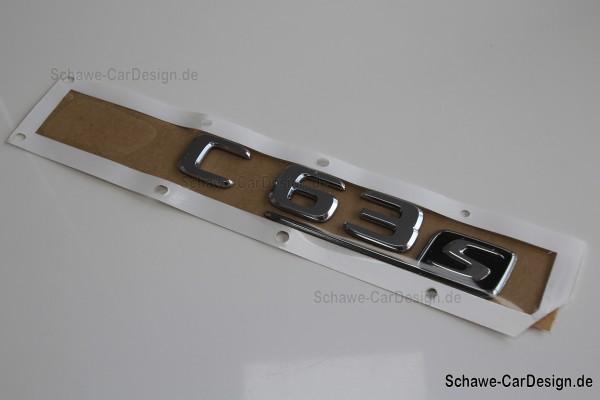 Typenkennzeichen C63S | C-Klasse C205 Coupé & Cabrio A205 | Original Mercedes-Benz