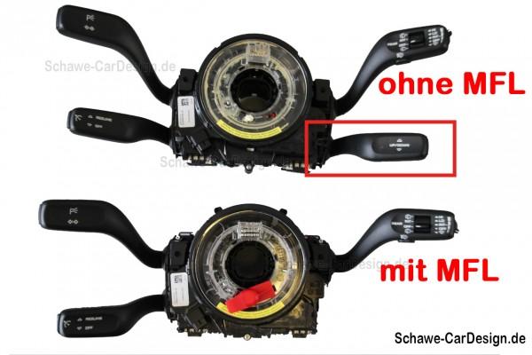 Nachrüstung Multifunktionslenkrad | Porsche Cayenne 958 | Original Porsche