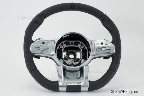 AMG Performance Lenkrad in Leder schwarz | G-Klasse W464 | Original Mercedes-Benz