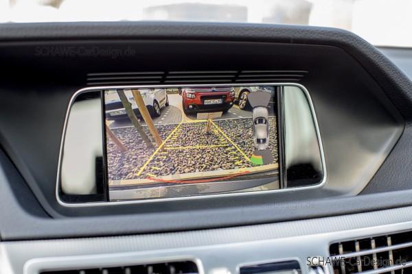 Nachrüstung Rückfahrkamera | E-Klasse W212 Facelift | Zubehör Kamera