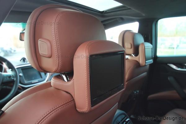 SCHAWE Multimedia Paket | Fond Entertainment System | Maserati Ghibli | Spezialanfertigung