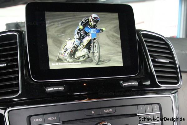 Bild-Freischaltung | TV-Freischaltung | DVD-Freischaltung | TV-Free für Mercedes Benz GLS 166