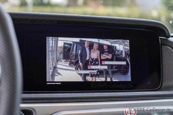 Bild-Freischaltung | TV-Freischaltung | DVD-Freischaltung | TV-Free für Mercedes Comand NTG 5.0; 5.1