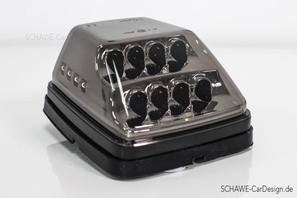 LED Blinker Frontblinker Mercedes Benz G-Klasse W463 mit Zulassung Black Vision