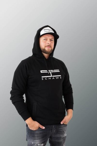 SCHAWE Pullover | Unisex Hoodie black