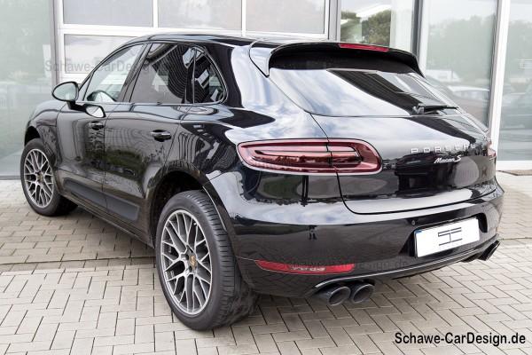 SCHAWE Soundbooster | Porsche Macan | Upgrade V8 Motorsound mit App-Steuerung
