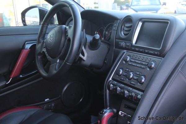 Deaktivierung Rückwärts-Piep | Nissan GT-R