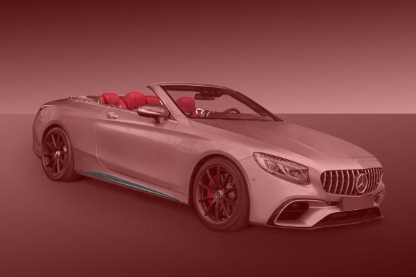 S63 AMG Seitenschweller | S-Klasse A217 oder C217 | Original Mercedes-Benz