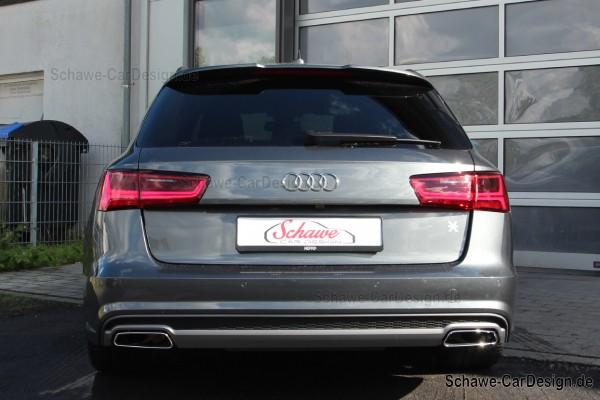 Audi A6 Facelift Heckschürze | Audi A6 4G Avant | Original Audi