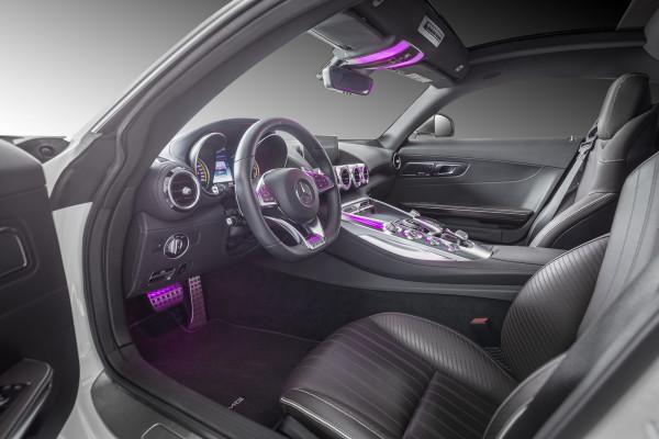 SCHAWE LED Ambientebeleuchtung   AMG GT 190   individuelles Design