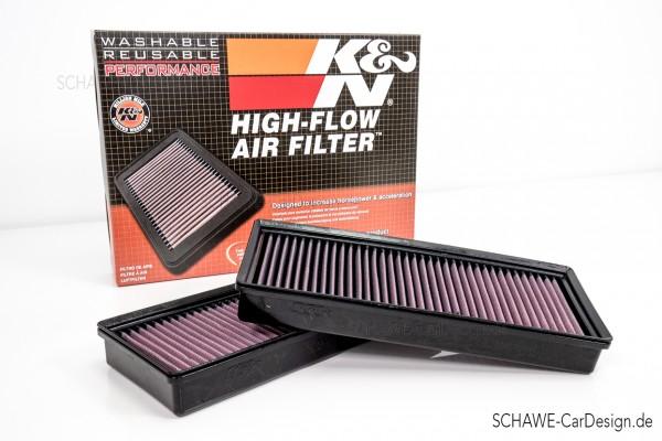 K&N Luftfilter | SL500 oder SL63 AMG