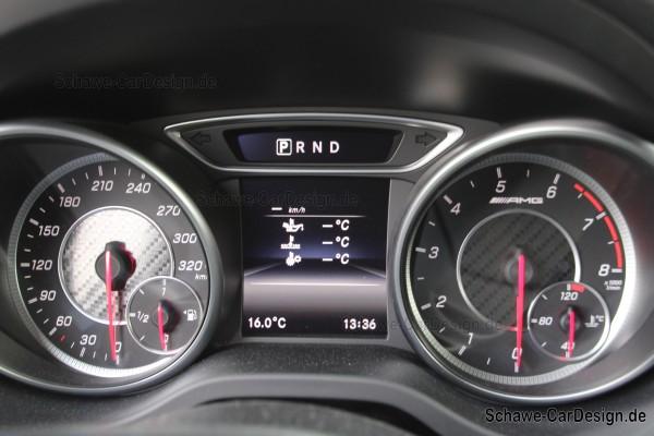 A45 AMG Tacho Kombiinstrument | A-Klasse W176 | Original Mercedes-Benz