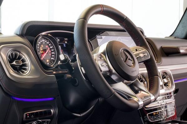 AMG Performance Lenkrad G63 Edition 1 | G-Klasse W464 | Original Mercedes-Benz