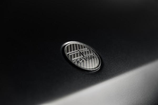 SCHAWE Carbon Emblem Motorhaube | G-Klasse W464 | Carbon matt oder Glanz