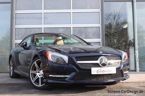 Nachrüstung Rückfahrkamera Code 218 | SL-Klasse W231 | Original Mercedes-Benz