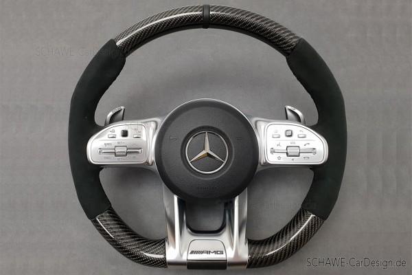 AMG Performance Lenkrad in Carbon | G-Klasse W464 | Original Mercedes-Benz