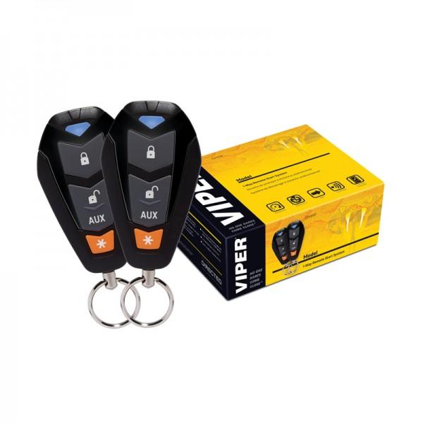 Alarmanlage für Fahrzeuge ohne CAN-BUS | Porsche 993 | VIPER Alarmsystem