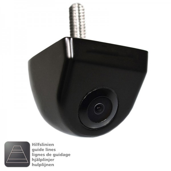 KCN802 - Ampire Farb-Rückfahrkamera, Unterbau
