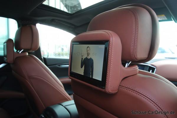 SCHAWE Multimedia Paket | Fond Entertainment System | Maserati Levante | Spezialanfertigung