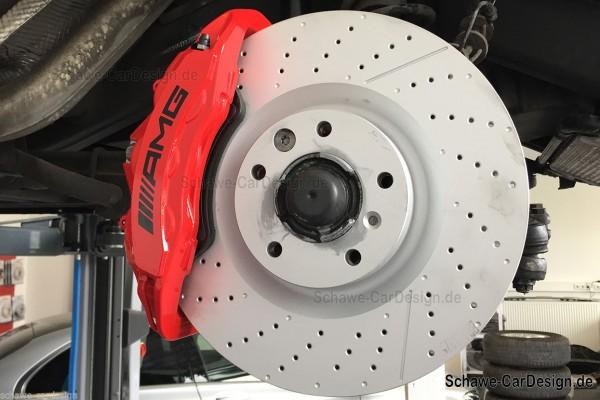 S63 AMG Bremssattel Bremsanlage | S-Klasse W222 | Original Mercedes-Benz