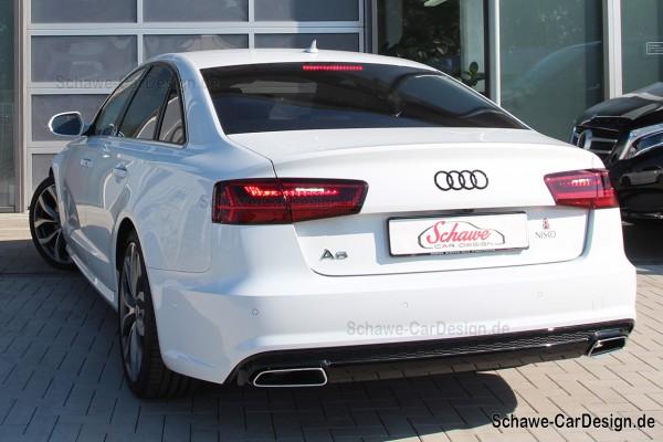 V8 Soundbooster | Audi A6 or A7 4G | Upgrade V8 Motorsound with App-Control