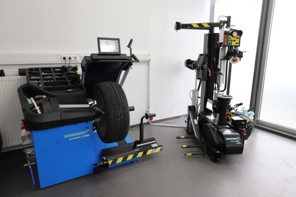 SCHAWE Reifenmontage pro Rad