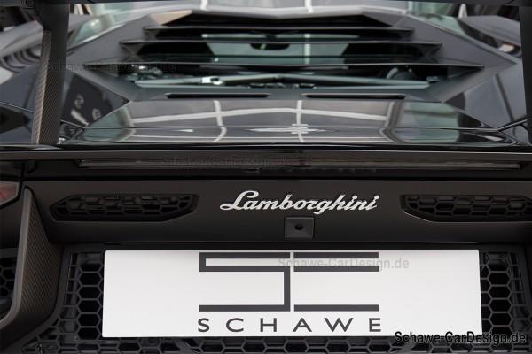 Nachrüstung Rückfahrkamera | Lamborghini Aventador | Zubehör Kamera