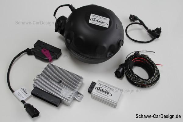 Nachrüstung: Active Sound Exhaust System | Audi Q7 4L | V8 Motorsound mit App-Steuerung