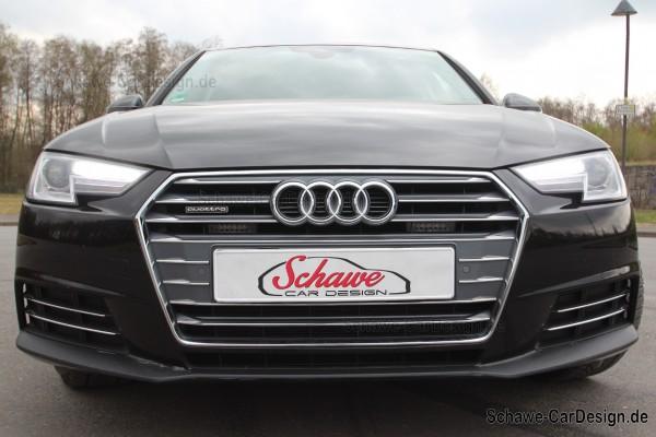 SCHAWE Blitzlicht LED Beleuchtung Blaulicht | Audi A4 B9 8W | Spezialanfertigung
