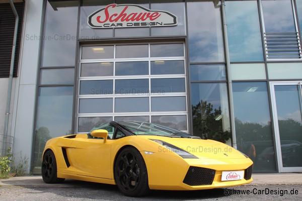 Steuerung für Klappenauspuffanlage | Lamborghini Gallardo | Spezialanfertigung