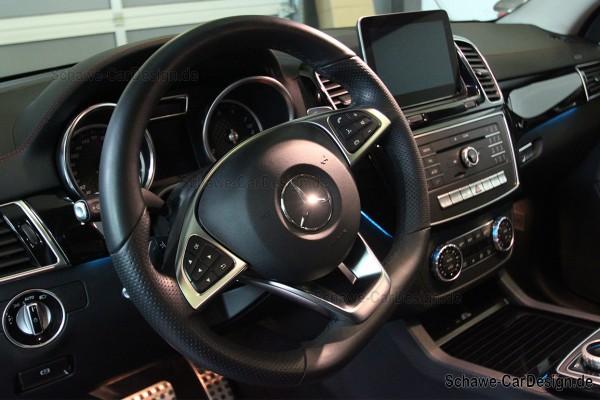 Bild-Freischaltung | TV-Freischaltung | DVD-Freischaltung | TV-Free für Mercedes Benz GLE Coupé 292
