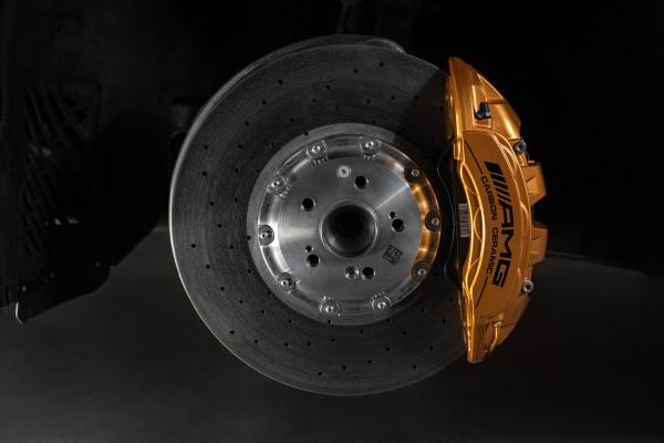 AMG Keramik Hochleistungs-Verbundbremsanlage | S Klasse 217 | Original Mercedes-Benz