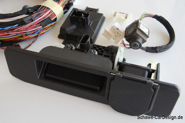 Nachrüstung Rückfahrkamera Code 218 | SLC R172 | Original Mercedes-Benz