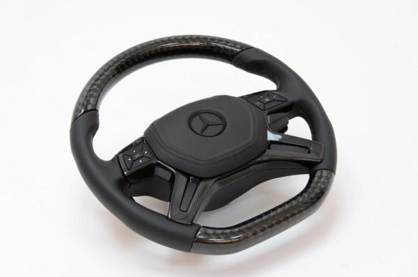 SCHAWE Performance Lenkrad | W463 G-Klasse | M-Klasse und GL W166 | Spezialanfertigung