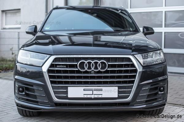 Nachrüstung Rückfahrkamera | Audi Q7 4M | Original Audi Kamera