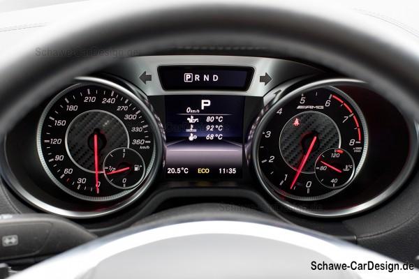 SL65 AMG Tacho Kombiinstrument | SL R231 | Original Mercedes-Benz