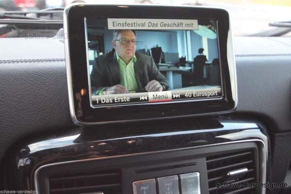 Bild-Freischaltung | TV-Freischaltung | DVD-Freischaltung | TV-Free für Mercedes Benz G-Klasse W463