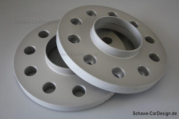 Spurverbreiterung 40 mm VA und HA | W463 oder 464 G-Klasse | H&R Distanzscheiben