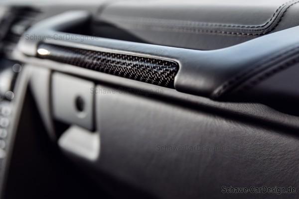 SCHAWE Armaturenbrett | G-Klasse Cabrio | SCHAWE Lederausstattung