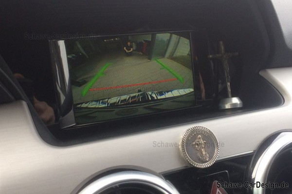Retrofit rear view camera | GLK Facelift x204 | Accessories Camera