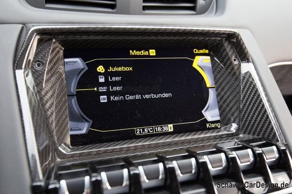 Bild-Freischaltung | TV-Freischaltung | DVD-Freischaltung | TV-Free für Lamborghini Aventador