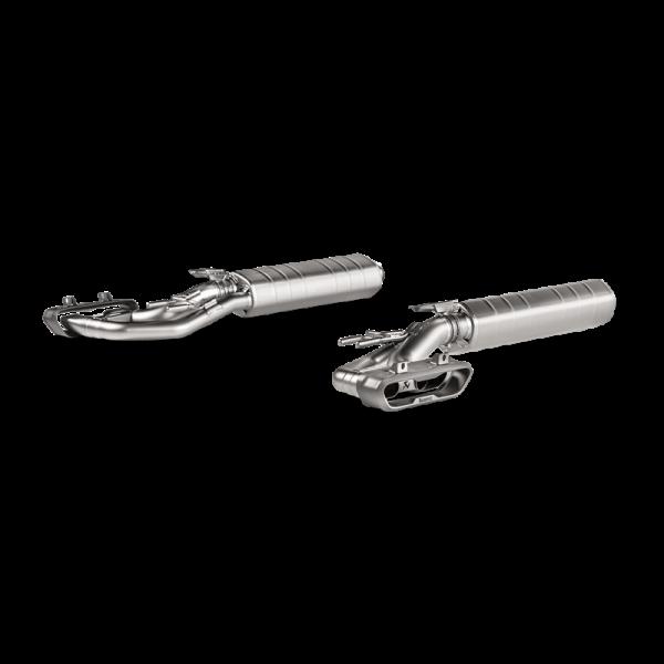 Akrapovic Evolution Line (Titanium) - for OPF/GPF | G-Klasse G63 AMG 463A/464 | Abgasanlage